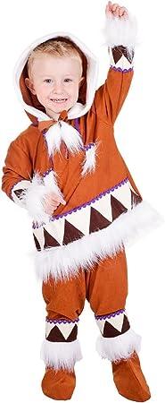 Disfraz de esquimal para niño - 3-5 años: Amazon.es: Juguetes y ...