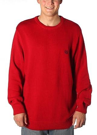 dd89ef74bdb1 Chaps Mens Cotton Crewneck Sweater at Amazon Men s Clothing store