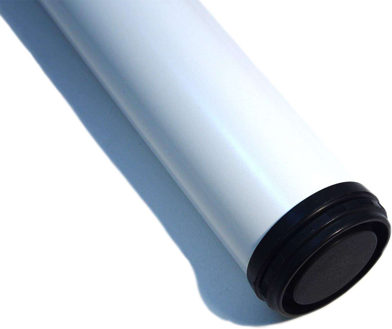 4 x INOX//CHROME Tischbeine Ø 60 mm SET Schreibtischbeine Tischfüße 820-850mm