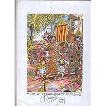 Felicitacion navidad 2007/2008 de Jose Sanchis (Pumby)