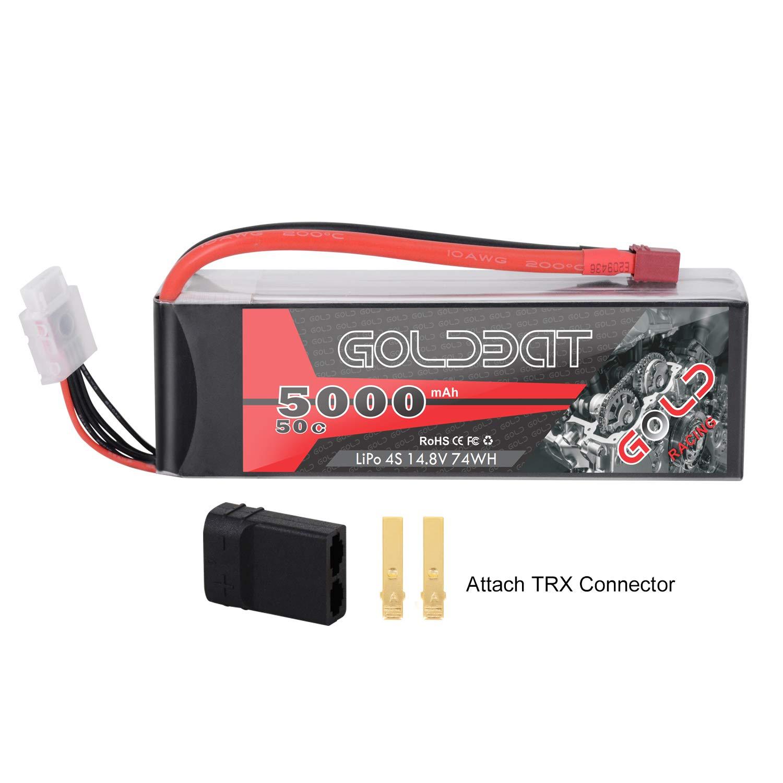 Bateria Lipo 14.8v 5000mah Rc Goldbat