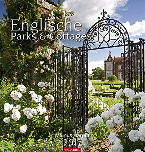Englische Parks & Cottages - Kalender 2017