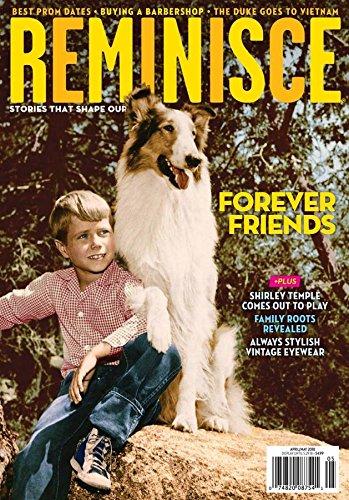 Magazines : Reminisce
