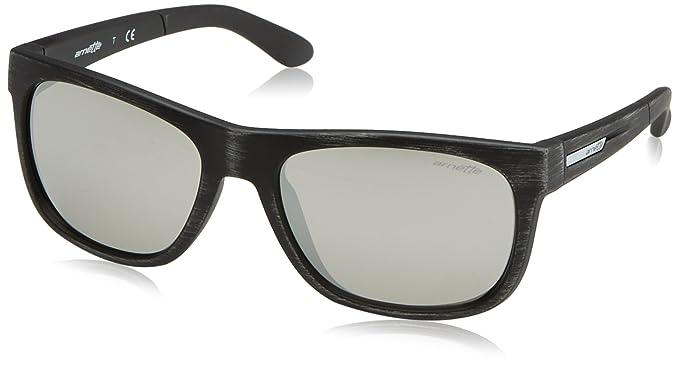 0fca2ff6185 Image Unavailable. Image not available for. Color  Arnette Men s Fire Drill  Lite Iridium Square Sunglasses ...
