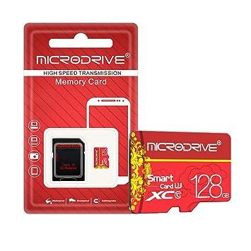 BAIYI Tarjeta de Memoria de Alta Velocidad 64/32 / 128/16 GB ...