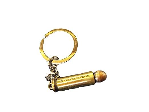Doktor Hardstuff - Llavero, diseño de bala: Amazon.es: Hogar