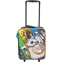 BioWorld Star Wars Episode 9 Pilot Travel Suitcase Kids Luggage