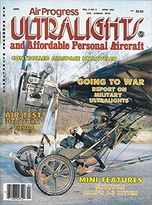 Air Progress Ultralights and Affordable Personal Aircraft (April 1984)