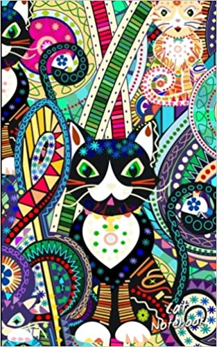 Cat Notebook: Presents / Gifts for Cat Lovers [ Ruled