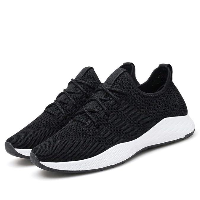 Zapatillas para Hombre,Zapatillas de Deporte Zapatos Deportivos para Hombre Aire Libre Antideslizante Running Shoes 38-42: Amazon.es: Zapatos y complementos