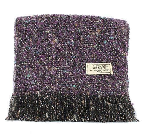 Mucros Alpaca Scarf Wool 80
