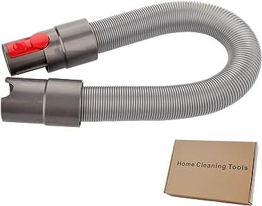 Ninthseason Tubo Flexible Manguera de Extensión Accesorios Repuesto para Dyson V7 V8 V10 SV10 SV11 Aspiradoras: Amazon.es: Hogar
