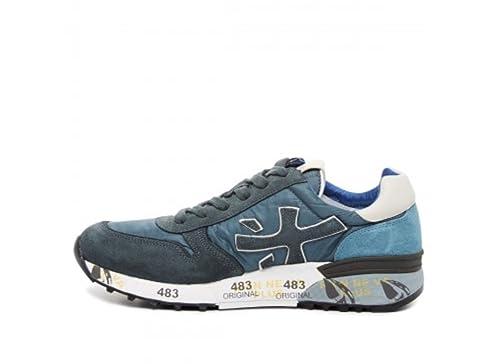 PREMIATA - Zapatillas para hombre gris gris gris Size: 41 aNzu8Y