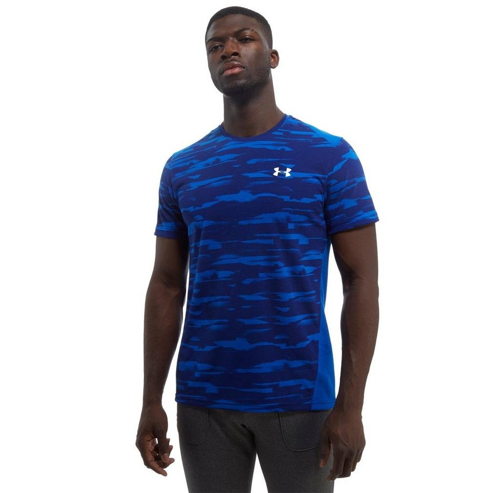 【信頼】 (アンダーアーマー)UNDER Blue/Lapis ARMOUR スレッドボーンランメッシュTシャツ(ランニング/Tシャツ Lapis/MEN)[1298851] B01N3L4MLY Lapis Blue/Lapis Blue/Lapis Blue Small Small|Lapis Blue/Lapis Blue, MAVERICK GROUP ONLINE STORE:012d889f --- fbrasil.com