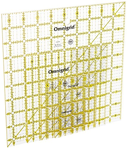 Omnigrid. Ruler Value Pack 2, Package of Four (Limited - Value Package