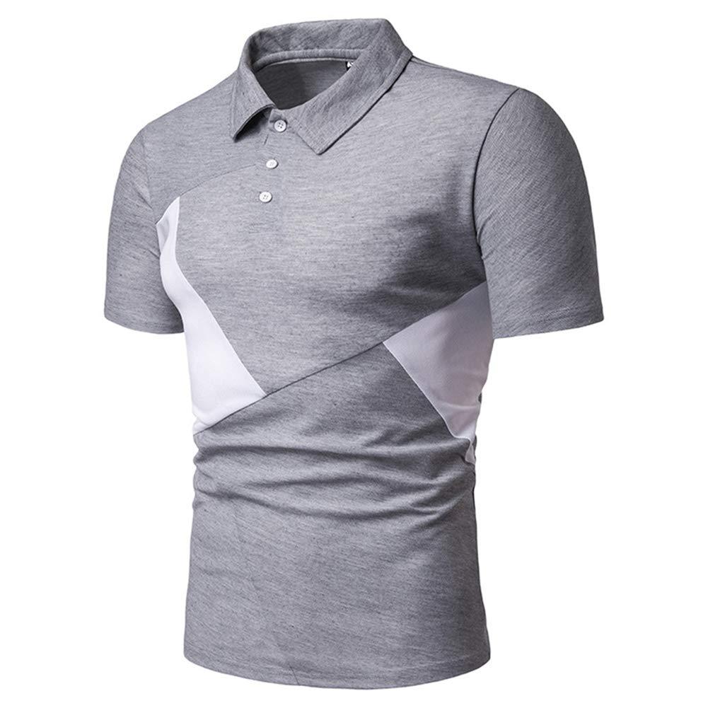 TQF1 Brand Quality Male Polos Slim Fit Short Sleeve Men Fashion Streetwear
