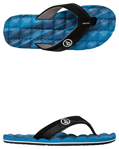 718ce2e93a21 Volcom Boys  Big Youth Recliner Sandal