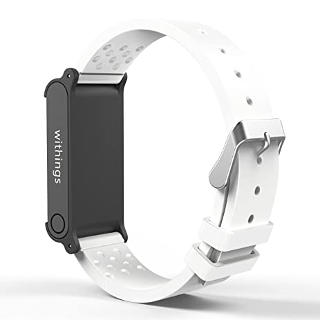 MoKo Band For Withings Pulse Ox Soft Silicone Adjustable Replacement Wristband
