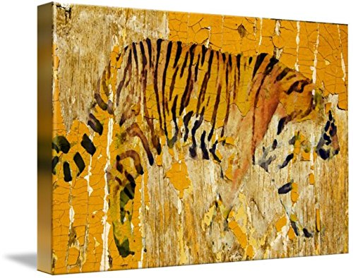 Wall Art Print entitled Tiger by Irena Orlov