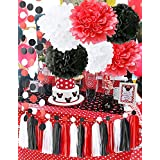Amazoncom Minnie Mouse Party Supplies Toys Games