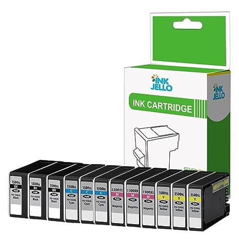 InkJello - Cartucho de Tinta Compatible con Canon MAXIFY MB2050 ...