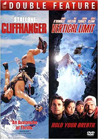 Amazon Com Cliffhanger Vertical Limit Sylvester Stallone Christopher Odonnell Movies Tv