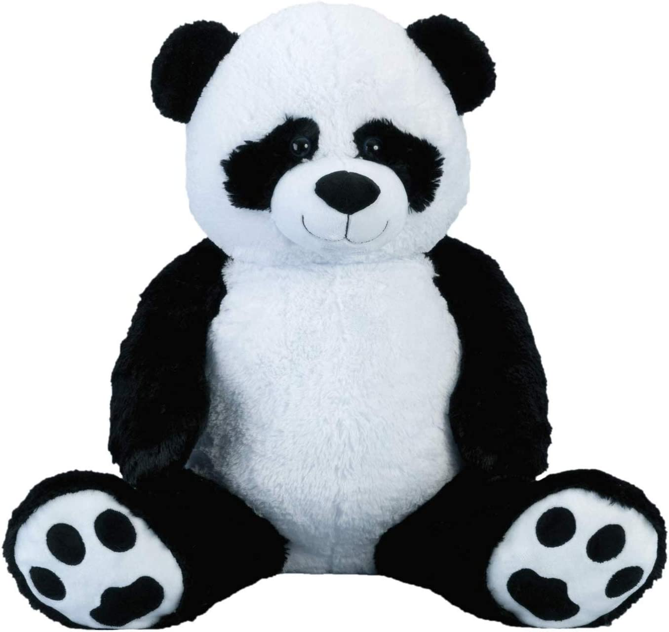 New Large Cuddly Panda Teddy Bear Plush Stuffed Lovely Toy Soft Toy Kids Gift