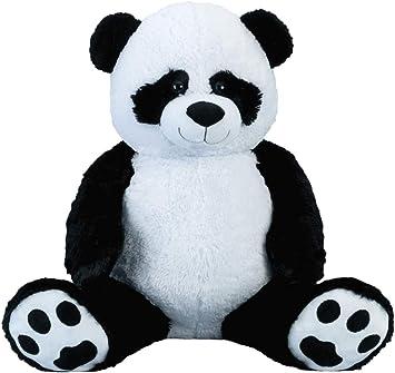 Lifestyle \u0026 More Panda Gigante coccolone XXL 100 cm di Altezza