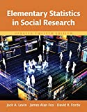 img - for REVEL for Elementary Statistics in Social Research Updated -- Access Card (12th Edition) book / textbook / text book