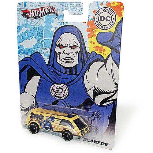 Hot Wheels Darkseid Dream Van XGW generic W6659