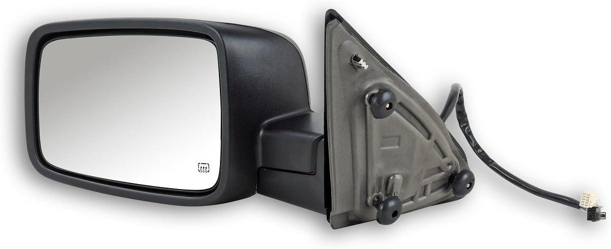 Spiegel Außenspiegel Fahrerseite Elektrisch Einstellbar Beheizbar Inkl Led Blinker 2009 2012 Nicht Passend Bei Fahrzeugen Mit Tow Package Auto