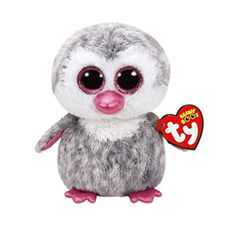 Ty Beanie Boos Olive - Penguin (Caires Exclusive)
