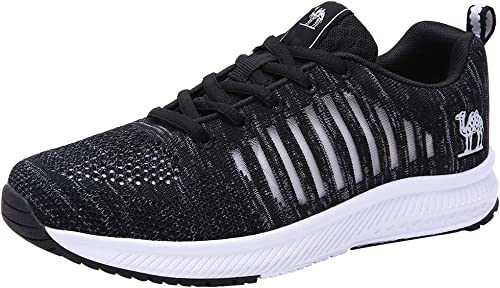 CAMEL CROWN Womens Fashion Sneakers Lightweight Casual Athletic Running Walking Sports Shoes