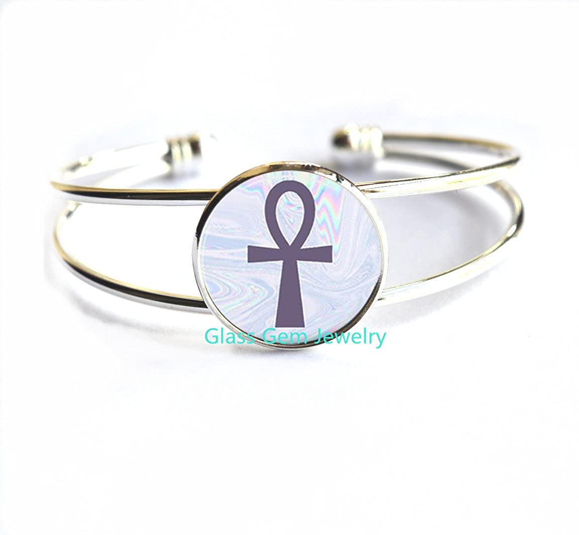 ancient egypt jewelry Egypt Bracelet Egyptian jewelry,Q0286 Egyptian ankh cross Bracelet Egyptian Bracelets ankh Bracelets