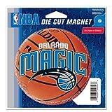 Orlando Magic Official NBA 4.5''x6'' Car Magnet by Wincraft