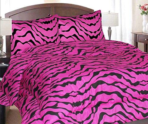 Zebra Safari Animal Print Comforter Blanket