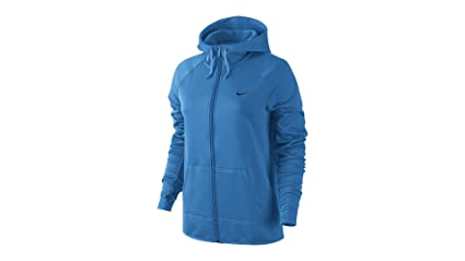 7030875e1e933 Amazon.com: Nike New Women's Therma All Time Full-Zip Hoodie XL ...