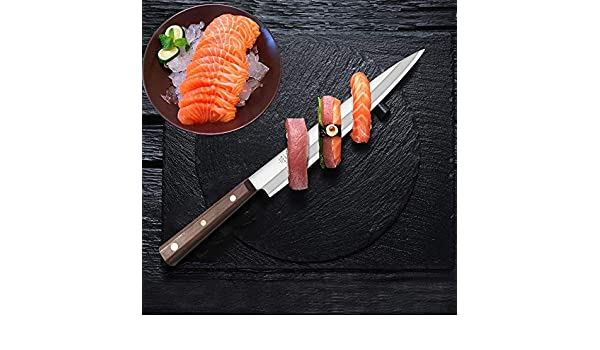 Amazon com: King Sea Sashimi Knife 5Cr15Mov Professional Fish Fillet