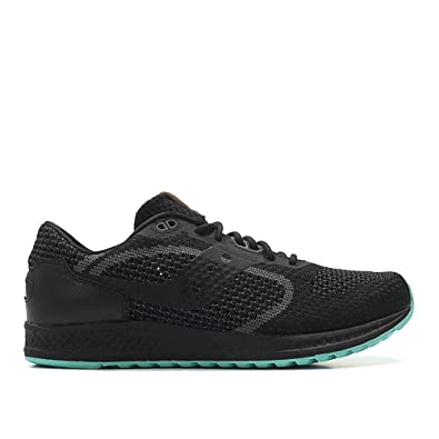 timeless design c7d3e 94551 Saucony Men s Shadow 5000 Evr Black Ankle-High Running Shoe - 8M