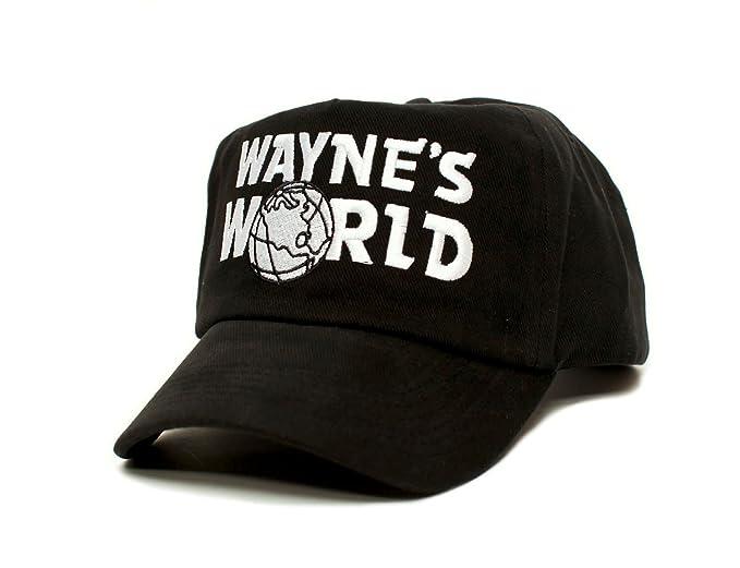 Amazon.com  Posse Comitatus Wayne s World Custom Embroidered Movie ... 40934339f69c