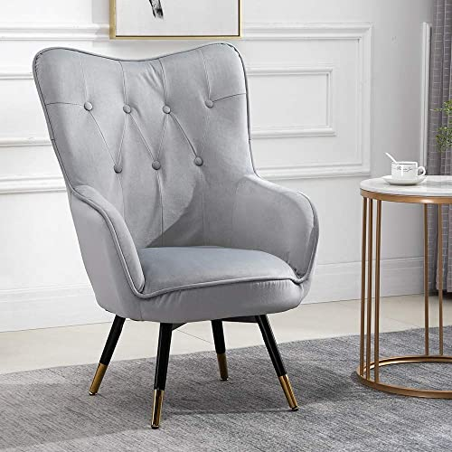 Accent Wingback Tub Chair