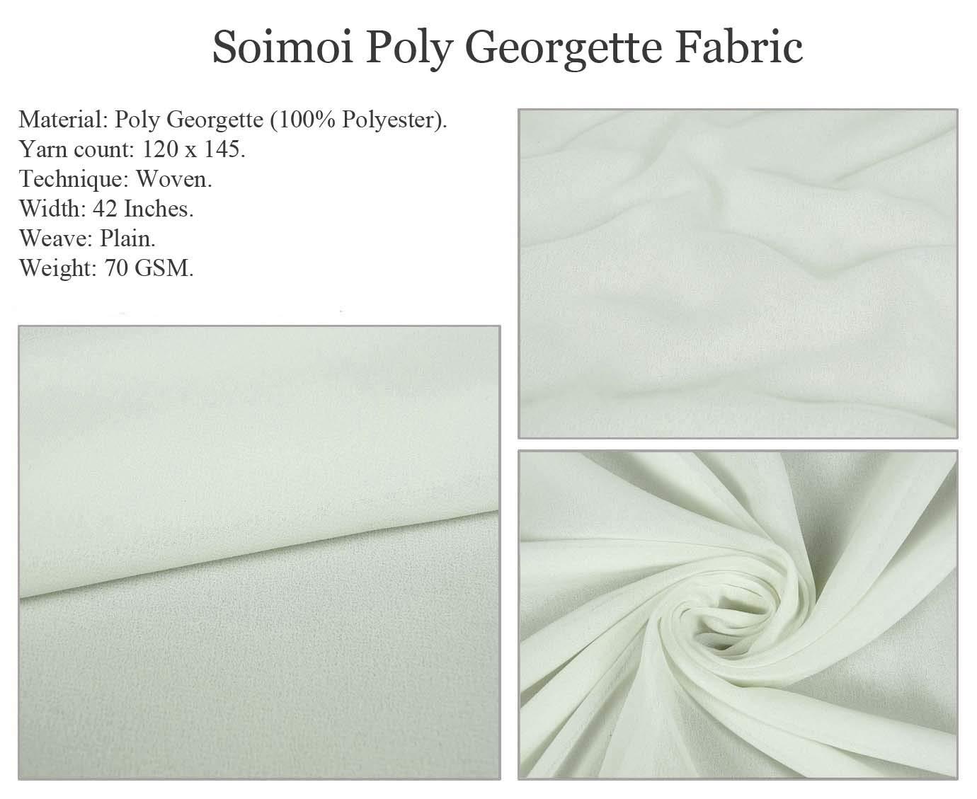 Soimoi Bleu Batiste de Coton en Tissu Humain et Masque Africain Tissu Imprime par Metre 42 Pouce Large