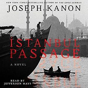 Istanbul Passage Audiobook
