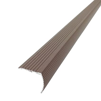 M D Building Products Cinch Stair Edging (Fluted) 36u0026quot; Spice Spice
