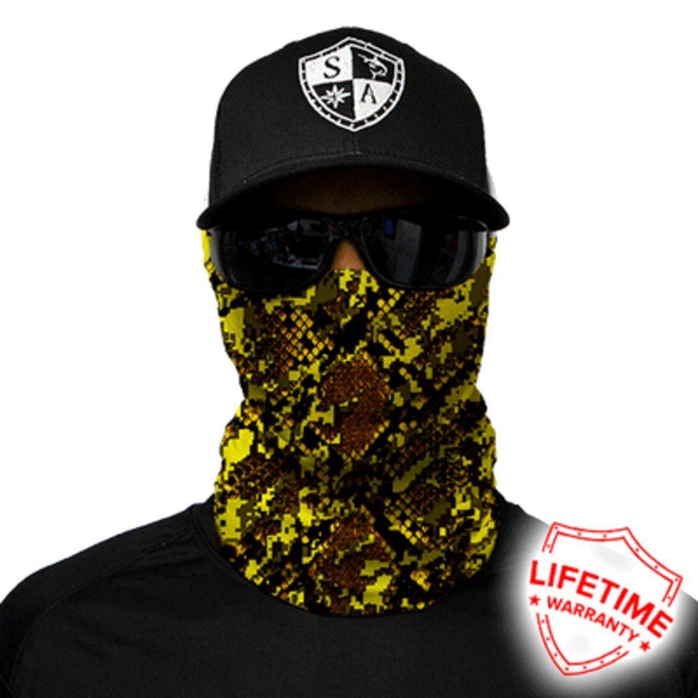Salt Armour HAT メンズ B01MA1YNXU Snake Skin Camo Snake Skin Camo