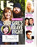 US Weekly Magazine Our Girl s Brave Fight May 12 2014