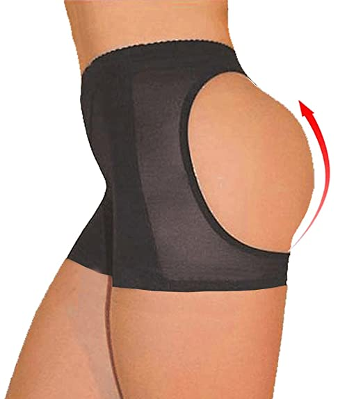 baf469986 Image Unavailable. Image not available for. Color  LTD Sexy Fullness Butt  Lifter Boyshort Tummy Control Panties Butt Enhancer Shaper