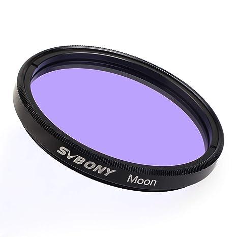 Svbony Luna Filtro Filtro De Telescopio Ocular Para Estándar
