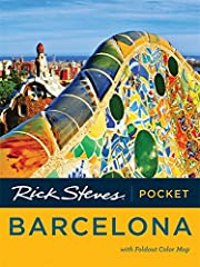 """Rick Steves Pocket guidebooks truly are a """"tour guide in your pocket."""" Each colorful, compact 280-page book includes Rick's advice for prioritizing your time, whether you're spending 1 or 7 days in a city. Everything a busy traveler ne..."""