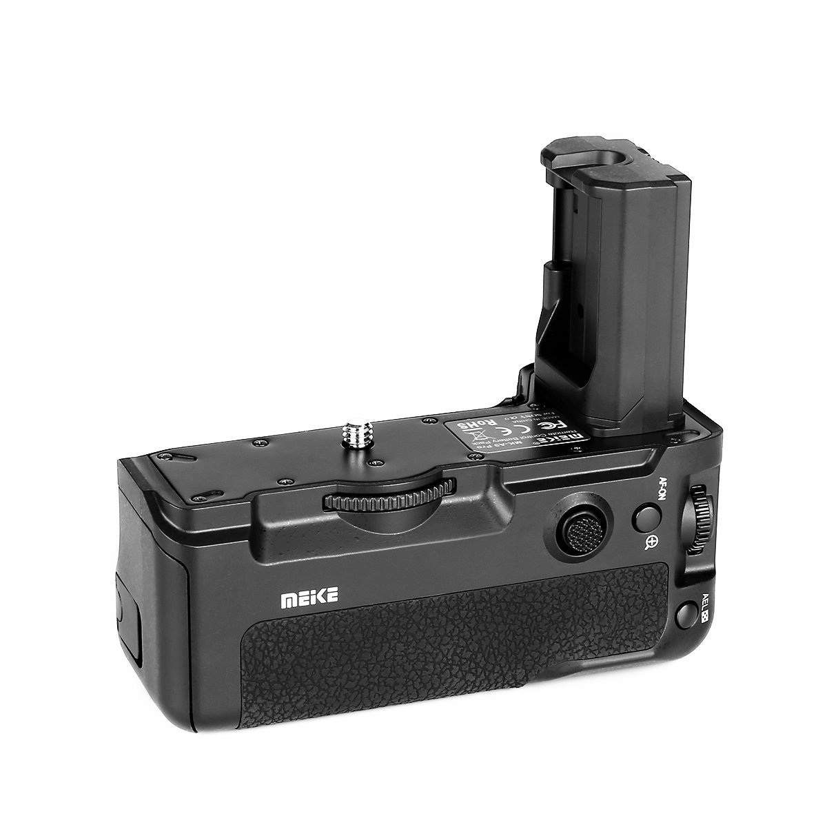 Powerextra VG-C3EM Vertical Battery Grip Replacement for Sony Alpha A9 A7III A7RIII Digital SLR Camera Work with 1 or 2 Pcs NP-FZ100 Battery